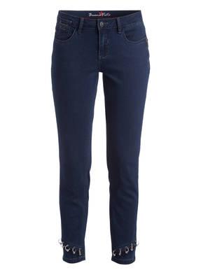 Buena Vista 7/8-Jeans EBONY