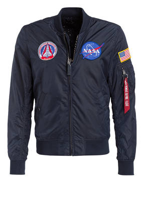 ALPHA INDUSTRIES Wende-Blouson NASA 2