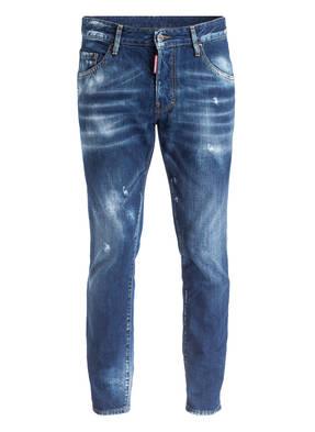 DSQUARED2 Destroyed-Jeans SKATER Slim-Fit
