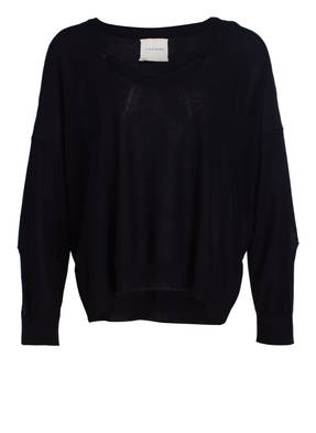 FINE EDGE Cashmere/ Seide-Pullover
