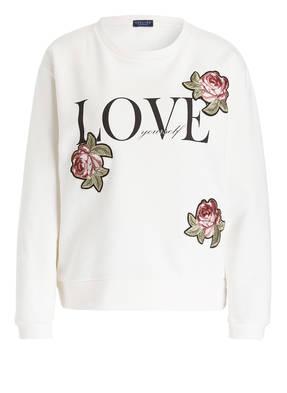DARLING HARBOUR Sweatshirt mit Patches