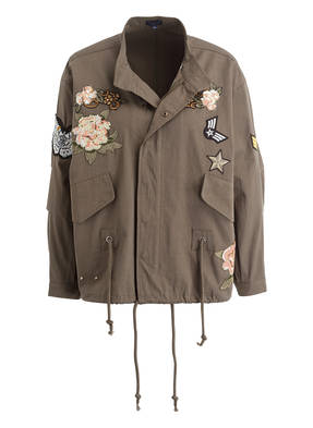 DARLING HARBOUR Parka mit Patches