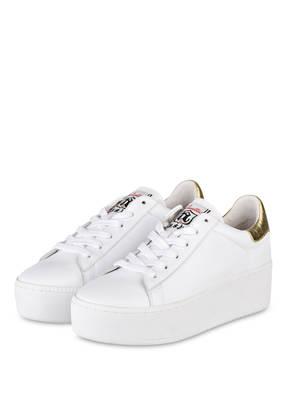 ash Plateau-Sneaker CULT