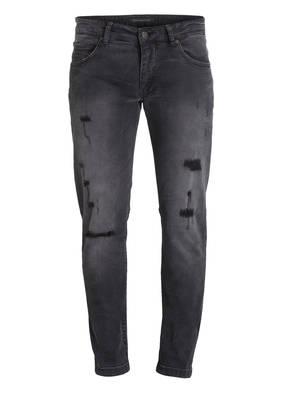 DRYKORN Destroyed-Jeans HOOD Skinny-Fit
