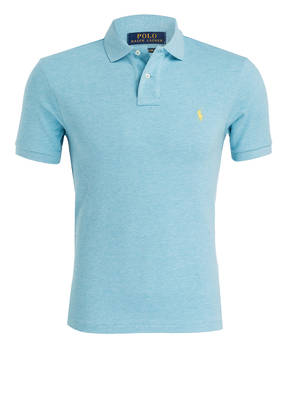 POLO RALPH LAUREN Piqué-Poloshirt Custom Slim-Fit