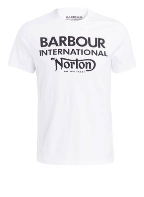 BARBOUR INTERNATIONAL T-Shirt NORTON