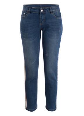 DARLING HARBOUR Jeans mit Galonstreifen