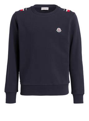 MONCLER Sweatshirt MAGLIA GIROCOLL