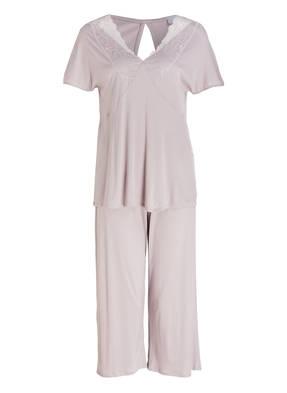 HANRO Schlafanzug ROSE