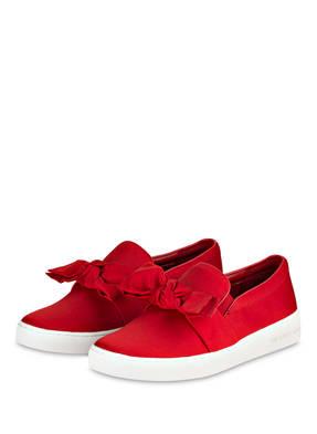 MICHAEL KORS Satin-Sneaker WILLA