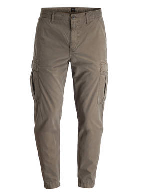 BOSS Cargohose SEBAS-D Tapered Fit