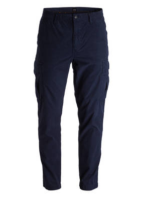 BOSS Cargohose SEBAS-D Tapered-Fit