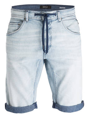 REPLAY Jeans-Shorts DJOVIC Tapered Fit