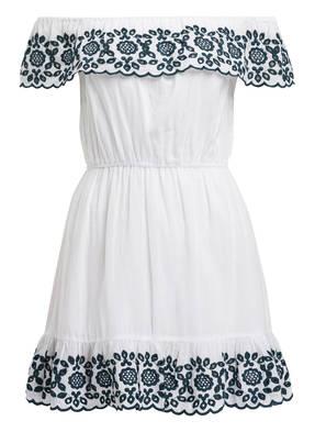 PAMPELONE Off-Shoulder-Kleid NATALIA