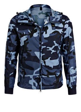 Blauer Jacke CHRIS