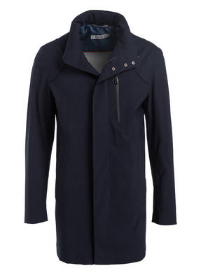 bugatti Mantel aus wasserabweisenden Material