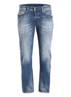 DIESEL Destroyed-Jeans BELTHER Tapered-Fit