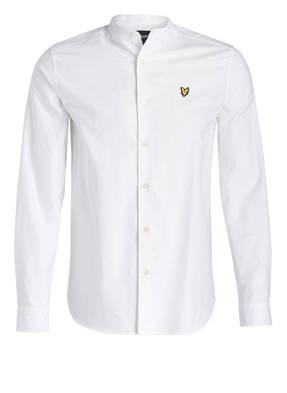 LYLE & SCOTT Hemd Regular-Fit mit Stehkragen