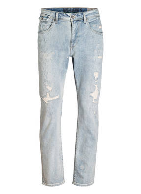 GARCIA Destroyed-Jeans LUCCO Tapered-Fit