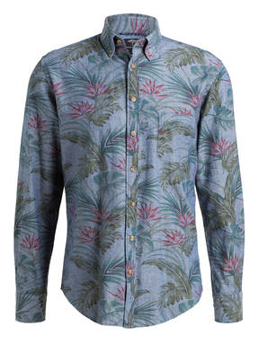 FYNCH-HATTON Jeanshemd Casual-Fit