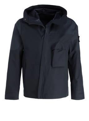 STONE ISLAND Jacke aus wasserdichtem, atmungsaktivem Material