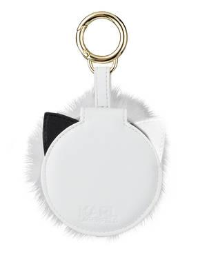 KARL Taschenanhänger mit Spiegel