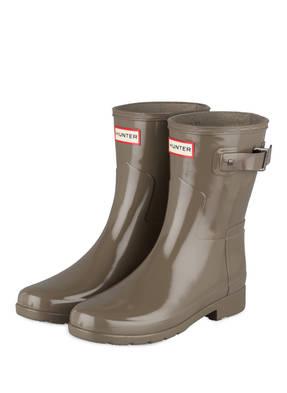 HUNTER Gummi-Boots ORIGINAL SHORT GLOSS