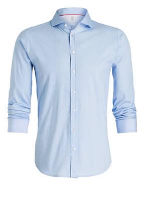 DESOTO Oxford-Jerseyhemd Slim-Fit