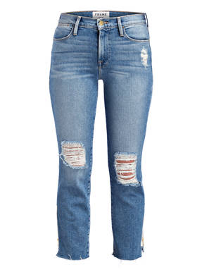FRAME DENIM 7/8-Jeans LE HIGH STRAIGHT