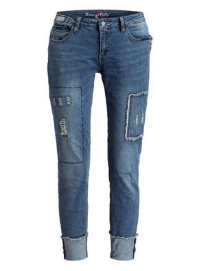 Buena Vista Jeans EBONY