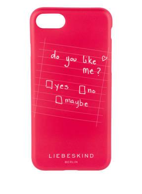 LIEBESKIND Berlin iPhone-Hülle 1BUMPI 78V