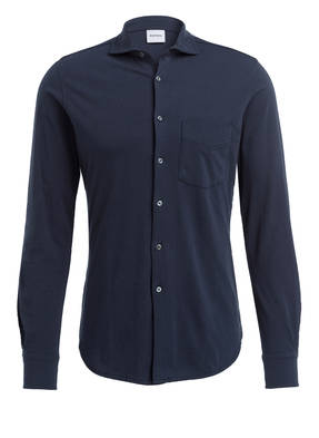 ASPESI Jersey-Hemd Slim-Fit