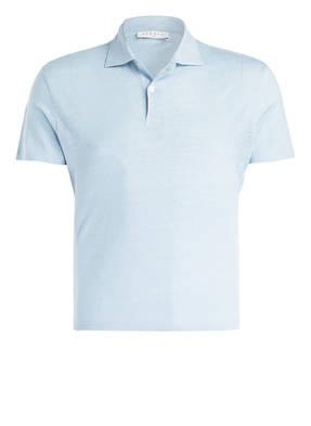 sandro Leinen-Poloshirt