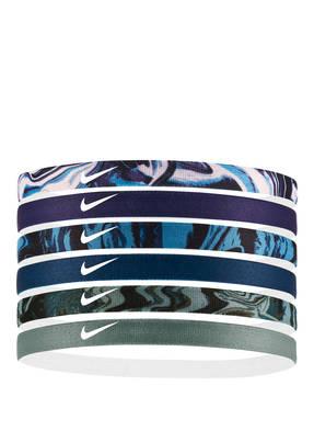 Nike 6er-Pack Haarbänder
