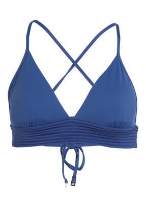 SEAFOLLY Triangel-Bikini-Top SEAFOLLY QUILTED