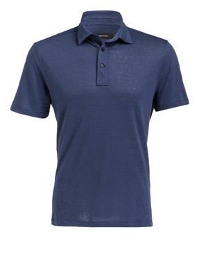 Ermenegildo Zegna Leinen-Poloshirt