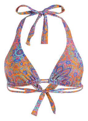 luli fama Neckholder-Bikini-Top CANDELA