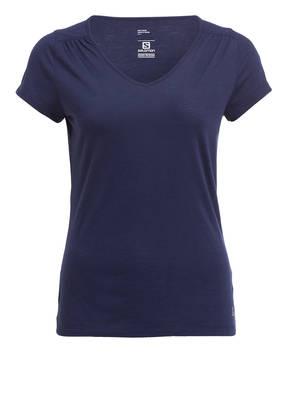 SALOMON T-Shirt ELLIPSE