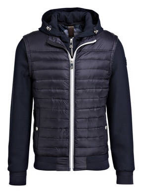 FORTEZZA Steppjacke SERRATA im Material-Mix