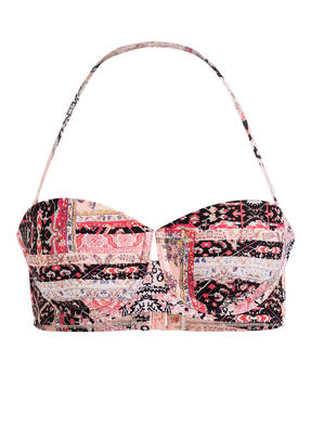 SEAFOLLY Bandeau-Bikini-Top MOROCCAN MOON