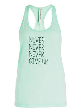 LORNA JANE Tanktop NEVER GIVE UP