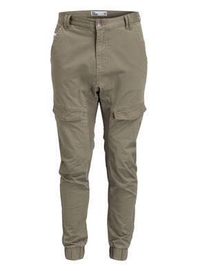 NXP NENA AND PASADENA Cuffed-Cargohose Slim-Fit