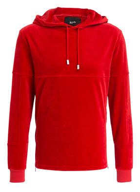 BLOOD BROTHER Sweatshirt in Nicki-Qualität