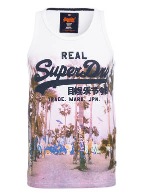Superdry Tanktop VINTAGE LOGO PHOTO ENTRY