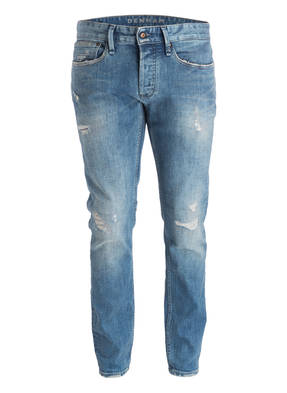 DENHAM Destroyed-Jeans RAZOR Slim-Fit