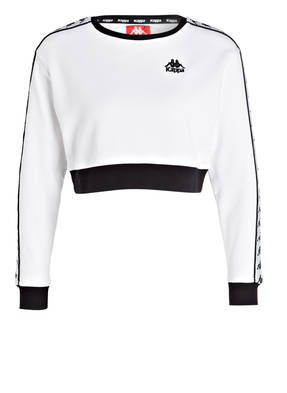 Kappa Cropped-Sweatshirt