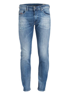 DIESEL Destroyed-Jeans THOMMER Slim Skinny Fit