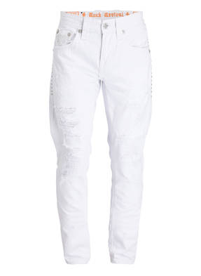 Rock Revival Destroyed-Jeans RUPERT Tapered Slim Fit