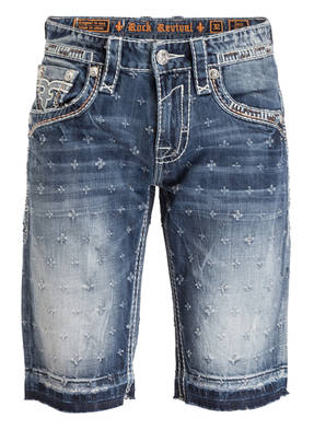 Rock Revival Jeans-Shorts