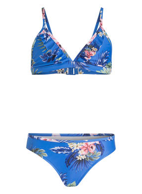 SEAFOLLY Triangel-Bikini RETRO TROPIC